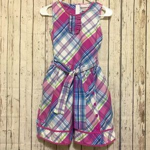 American Girl The Plaid Party Dress